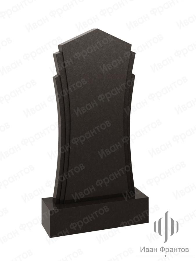Памятник вертикальный Black 010