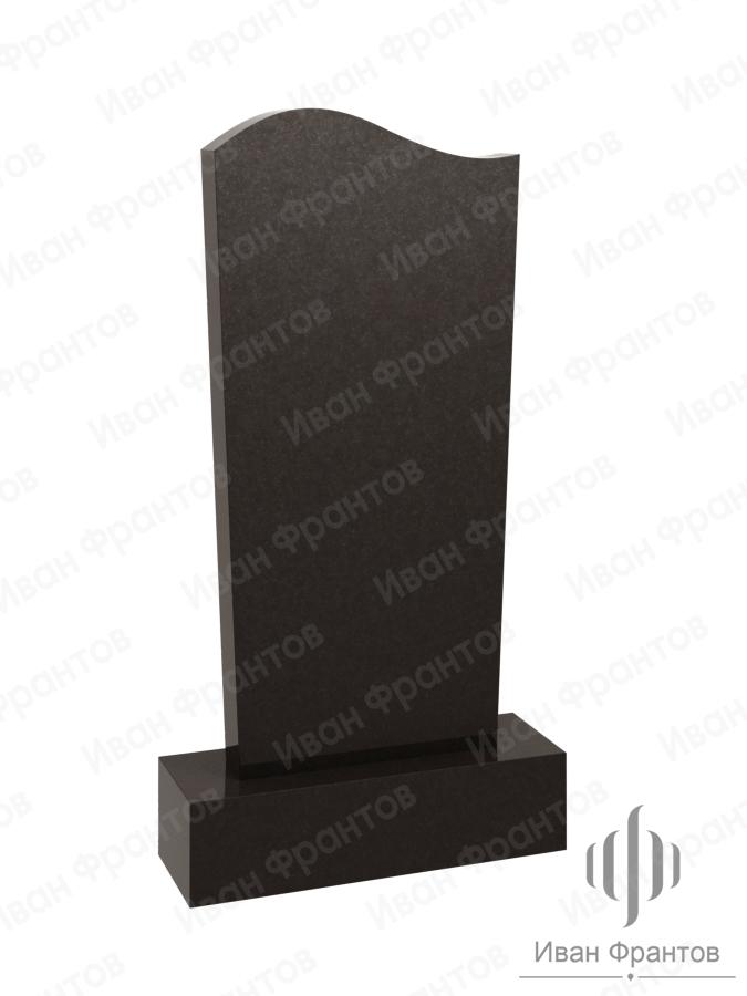 Памятник вертикальный Black 001