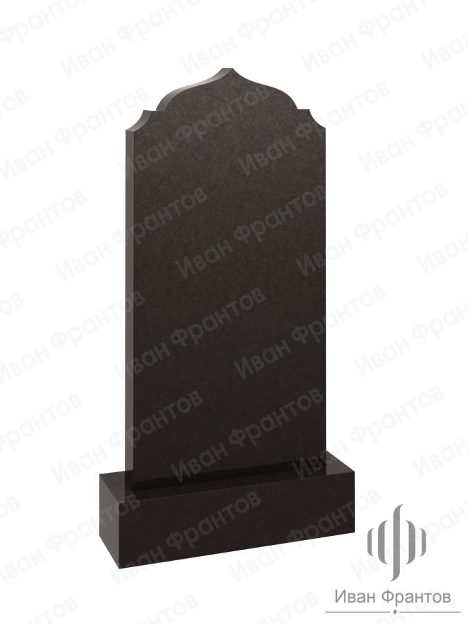Памятник вертикальный Black 030