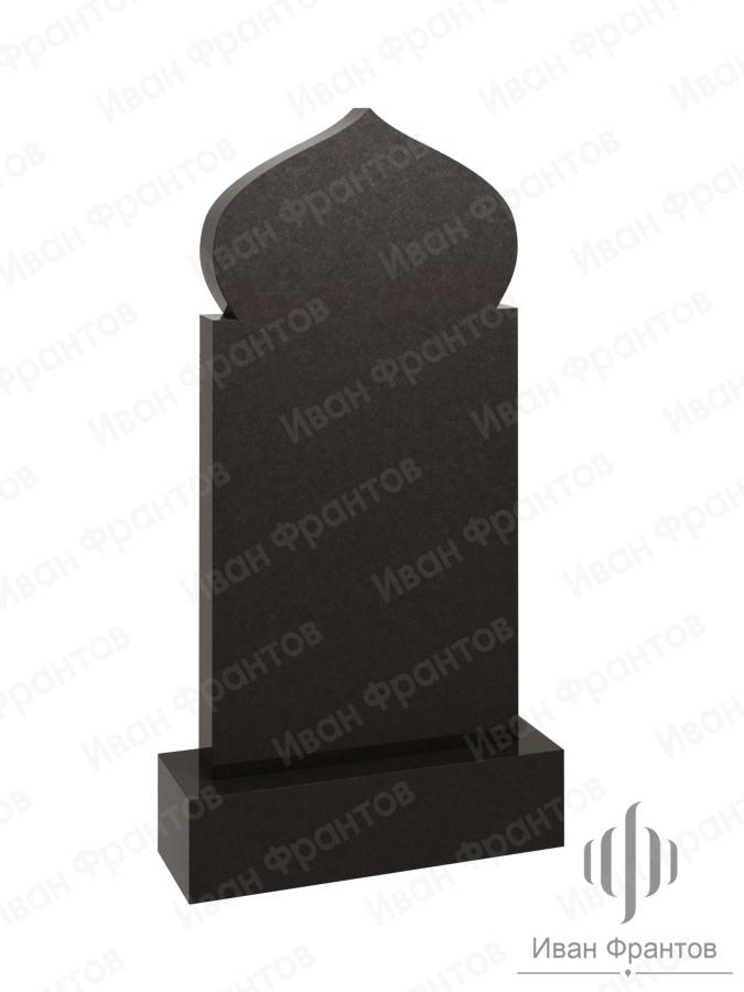 Памятник вертикальный Black 019