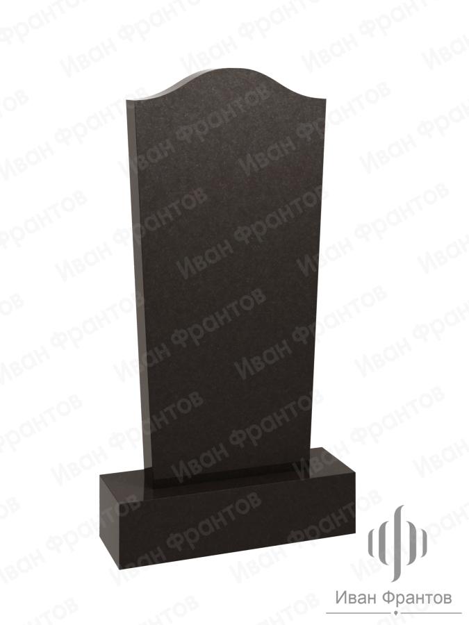 Памятник эконом Black 002