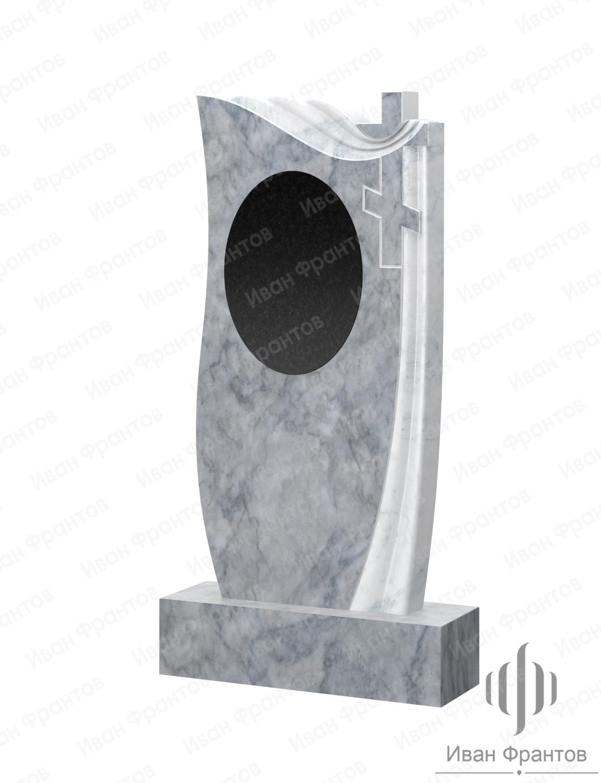 Памятник из мрамора 042