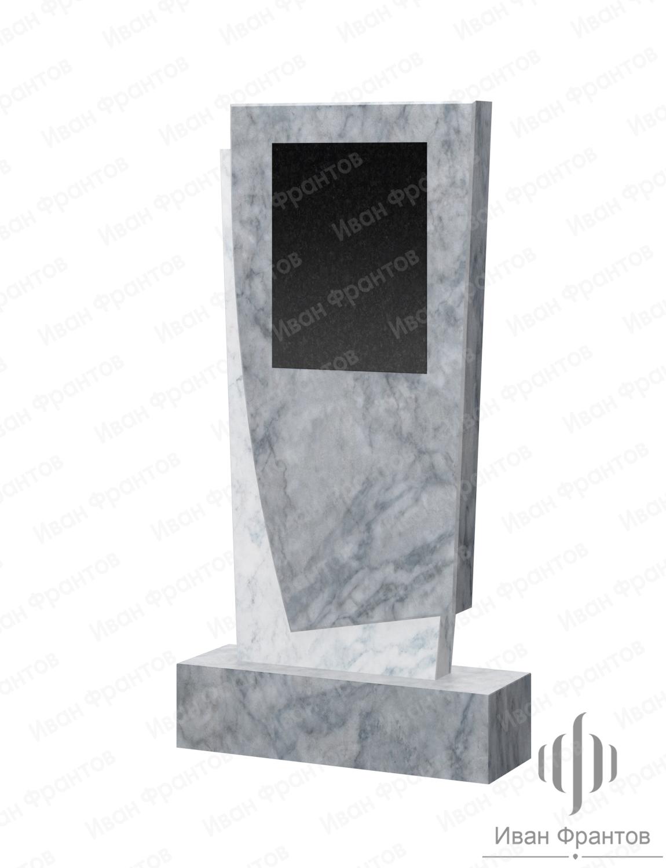 Памятник из мрамора 013