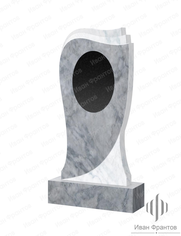 Памятник из мрамора 055