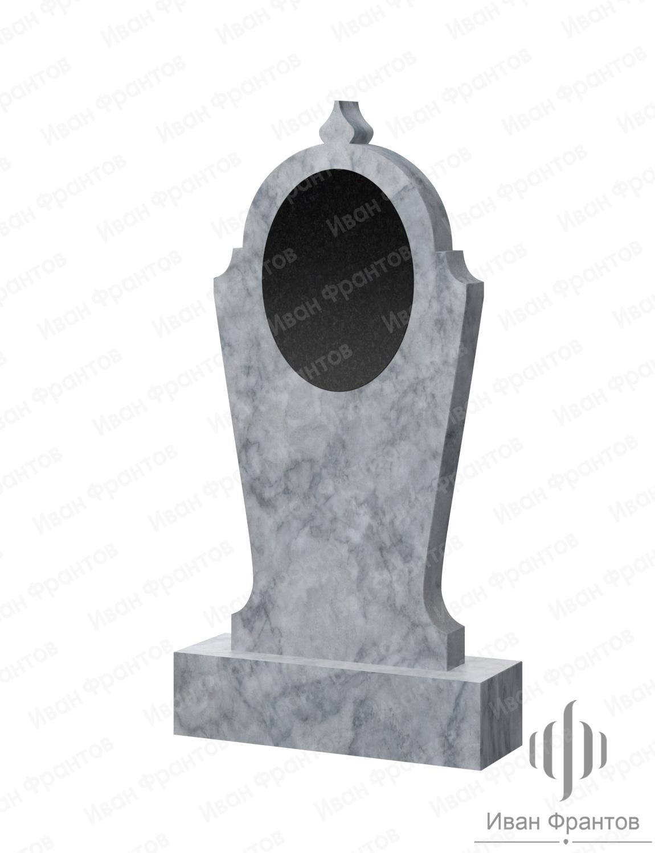Памятник из мрамора 056