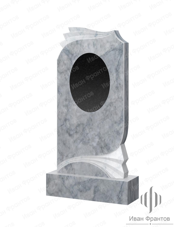 Памятник из мрамора 016