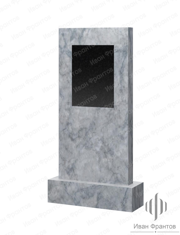 Памятник из мрамора 002