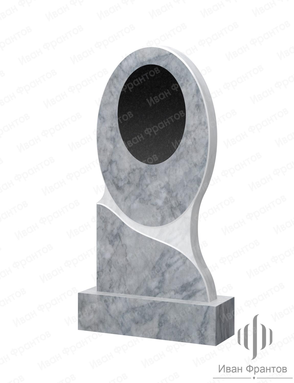 Памятник из мрамора 017