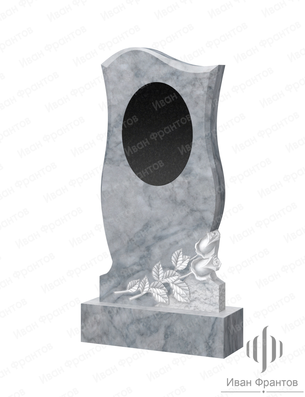 Памятник из мрамора 018