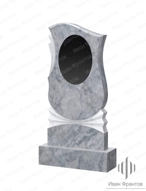 Памятник из мрамора 019