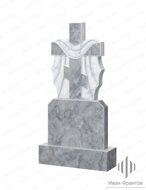 Памятник из мрамора 020