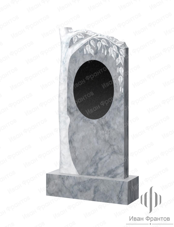 Памятник из мрамора 021