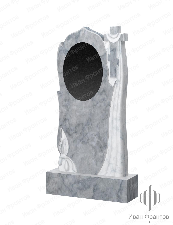 Памятник из мрамора 022