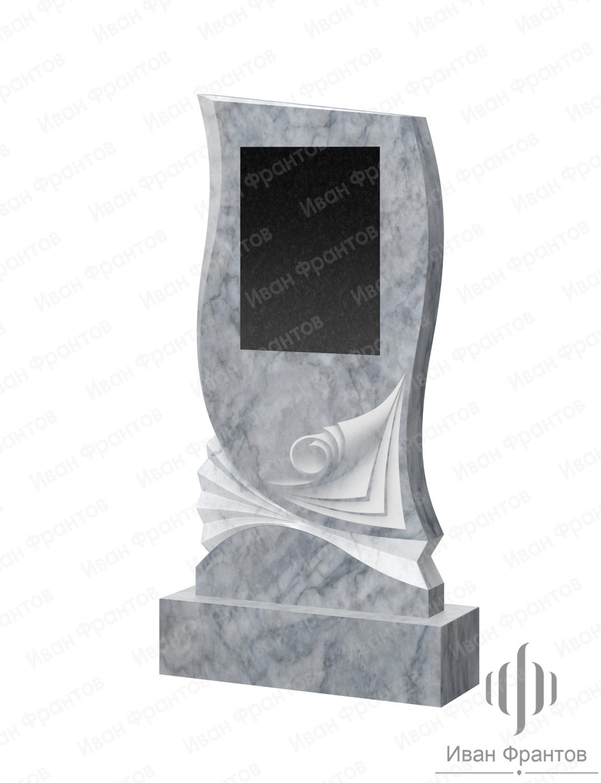 Памятник из мрамора 023