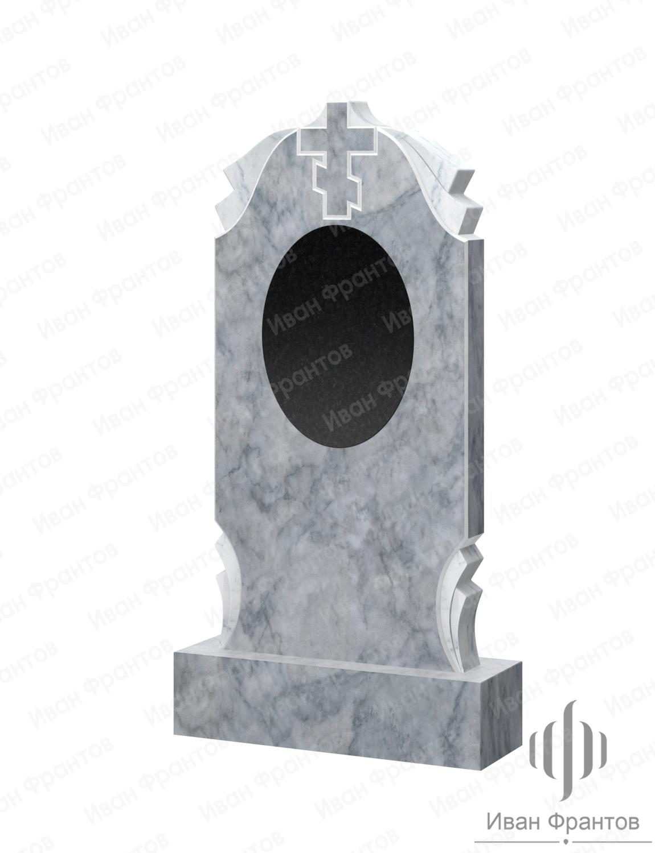 Памятник из мрамора 028