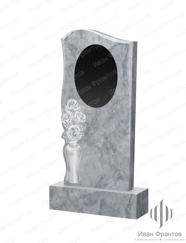 Памятник из мрамора 033
