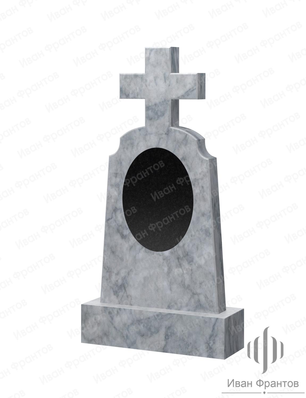 Памятник из мрамора 034