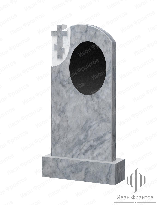 Памятник из мрамора 006
