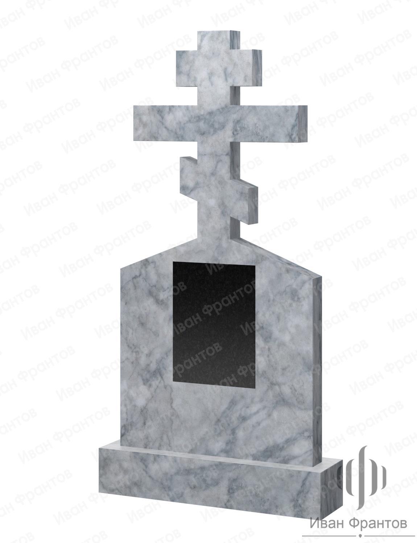 Памятник из мрамора 036
