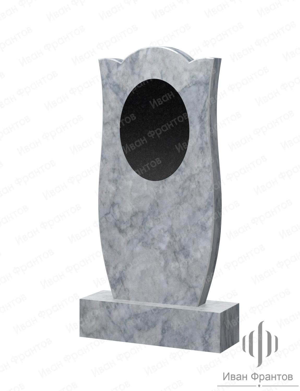 Памятник из мрамора 007
