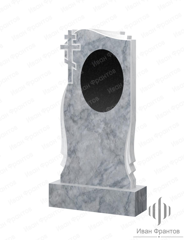 Памятник из мрамора 008
