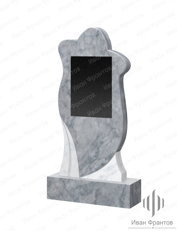 Памятник из мрамора 009