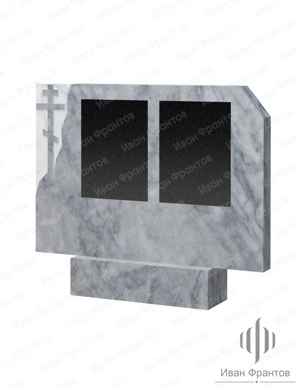 Памятник из мрамора 074