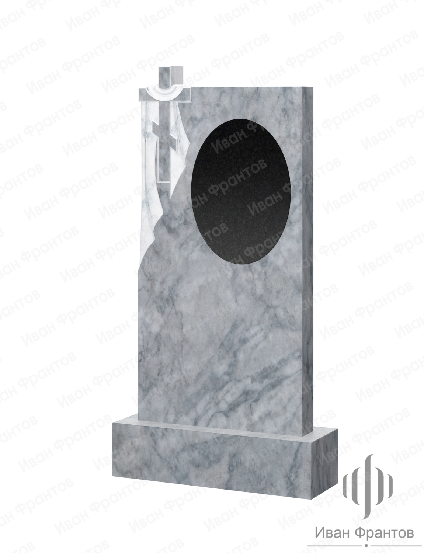 Памятник из мрамора 038