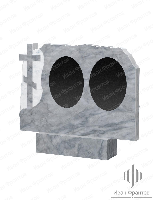 Памятник из мрамора 086