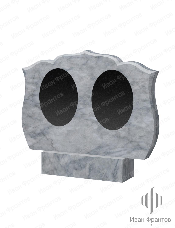 Памятник из мрамора 090