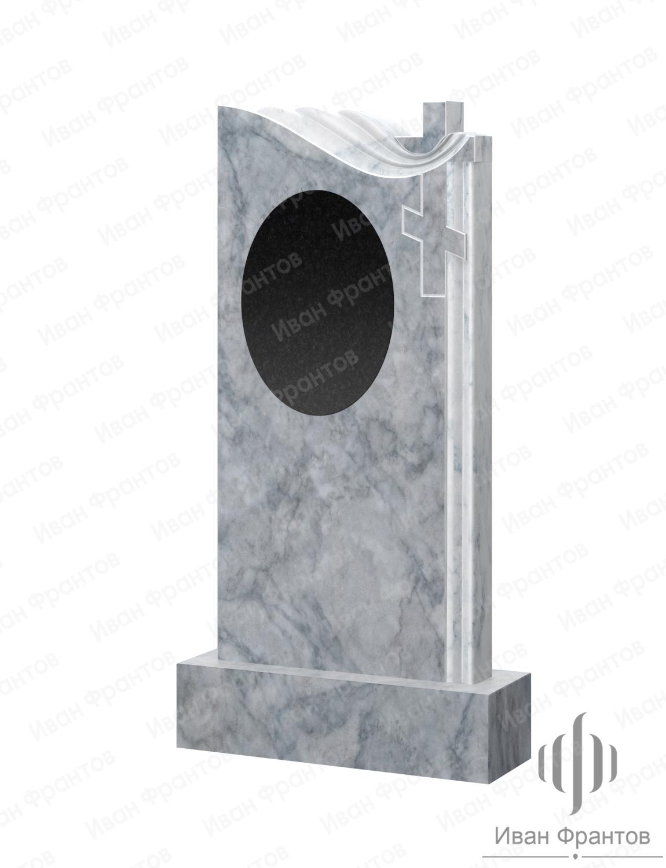 Памятник из мрамора 041