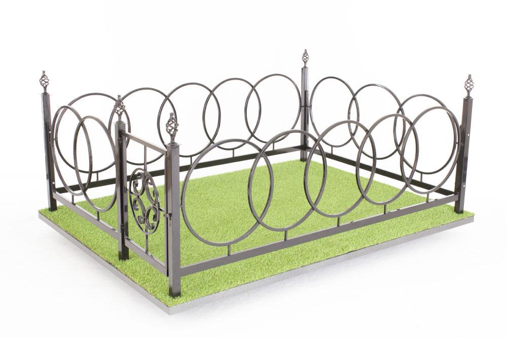 Ограда Память 022