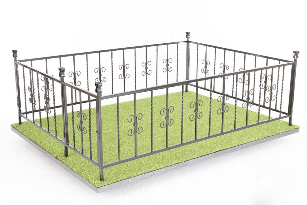 Ограда Память 004