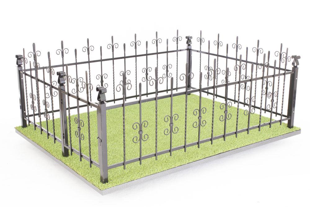 Ограда Память 006